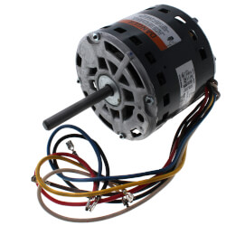 1/2 HP 1075RPM 4-Speed 48 Motor (120V) Product Image