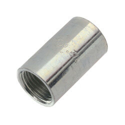 "1/2"" Rigid Steel Coupling Product Image"