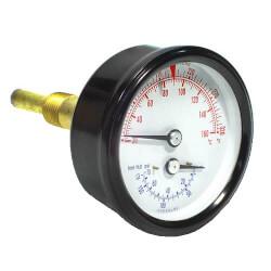 Combo Pressure<br>Temperature Gauge (Boiler Sizes 85-125) Product Image