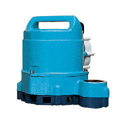 10ENH-CIM 1/2 HP, 60 GPM, 208-230V - Manual Submersible Sump Effluent Pump, 20ft power cord Product Image