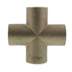 "1"" Cast Brass Cross (Lead Free) Product Image"