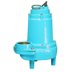 16S-CIM 1 HP, 160 GPM, 230V - Submersible Man. Sewage Eject. Pump, 3 Ph Product Image