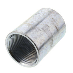 "3/4"" Rigid Steel Coupling Product Image"