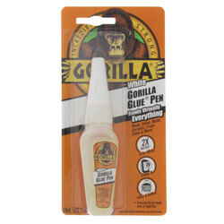 Gorilla Glue, Dries White Pen, 0.75 oz. Product Image