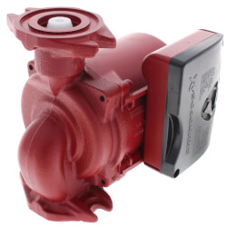 UPS26-99FC, 3-Speed Circulator Pump<br>(1/6 HP, 115V) Product Image