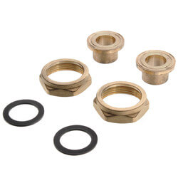 "3/4"" GU 125 Bronze Union Flange (Sweat) Product Image"