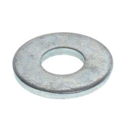 """3/8"""" Zinc Round Washer Product Image"""