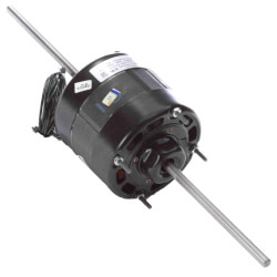 "4-5/16"" 1-Spd Dbl Shaft Blower Motor (115V, 1550 RPM, 1/12 HP) Product Image"