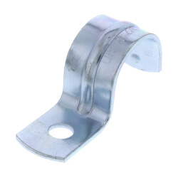 """1/2"""" One Hole Steel Rigid Snap-On Strap Product Image"""