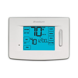 7 Day Touchscreen Thermostat (1 Heat/<br>1 Cool) - Premier Series Product Image