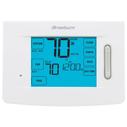 7 Day, 5-2 Day Programmable Thermostat (4 Heat/2 Cool) Product Image