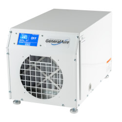 DH100 Touch Screen Dehumidifier w/ Wi-Fi Control Product Image