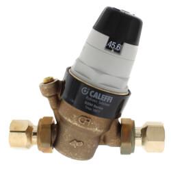 "1/2"" NPTF Pressure Reducing Valve w/o Gauge (Low Lead, Pre-adjustable) Product Image"
