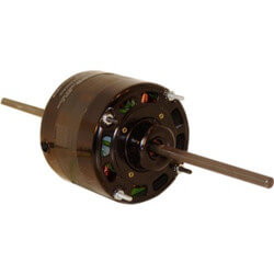 "4-5/16"" 1-Spd Dbl Shaft Blower Motor (115V, 1550 RPM, 1/20 to 1/60 HP) Product Image"