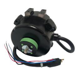 EC Refrigeration Motor, Reversible, 1550 RPM w/ 90° Plug (115/230V) Product Image