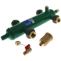 "1"" NPT Union <br> Hydro Separator Product Image"