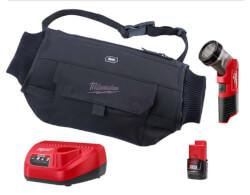 M12 Heated Hand Warmer w/ LED Work Light Kit (Black) Product Image