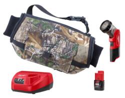 M12 Heated Hand Warmer w/ LED Work Light Kit (Camo) Product Image