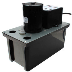 VCL-24UL, 270 GPH Automatic Condensate Removal Pump (115V) Product Image