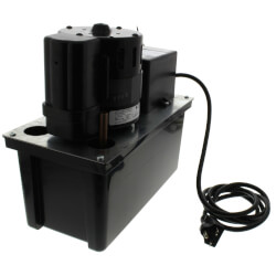 VCL-45ULS 230V 450 GPH Condensate Removal Pump w/ Safety Switch Product Image