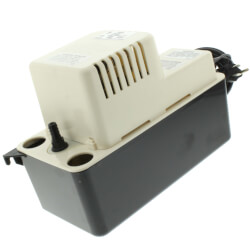 VCMA-15ULS, 65 GPH Automatic Condensate Removal Pump w/ Safety Switch (115V) Product Image