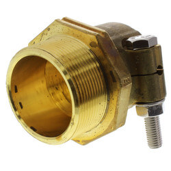 "WIPEX Fitting<br>3""PEX x 2-1/2"" NPT Product Image"