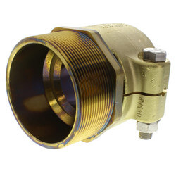 "WIPEX Fitting<br>3-1/2""PEX x 3"" NPT Product Image"