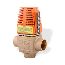 """556-G3 (3/4"""" Sweat) Geothermal Valve Product Image"""