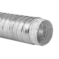 """3"""" x 8"""" F040CP<br>Alumiflex Air Connector Product Image"""