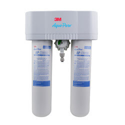 AP-DWS1000, 2-Stage Drinking Water Filtration System (Includes Faucet) Product Image