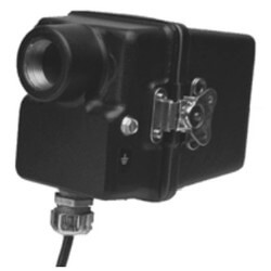 """1"""" NPT Mounted Self-Check Ultra-Violet Flame Scanner with 20 Ft. Leads Product Image"""