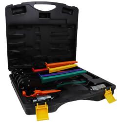 """Complete PEX Press Tool Kit (3/8"""", 1/2"""", 5/8"""", 3/4"""", 1"""" Press Tools) Product Image"""