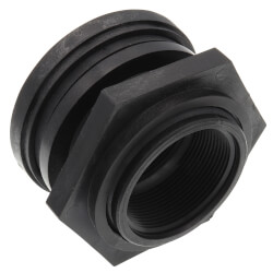 """AD-BH-2 2"""" FNPT Bulkhead Fitting Product Image"""