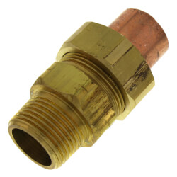 "3/4"" CxM Union (Lead Free) Product Image"
