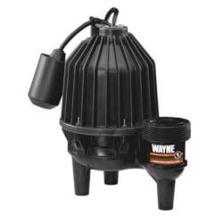 SEL50 1/2 HP Thermoplastic Sewage Pump Product Image