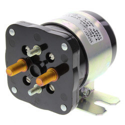 Type 586 Solenoid, 15 VDC Coil, SPNO,Normally Open Continuous Contact Product Image