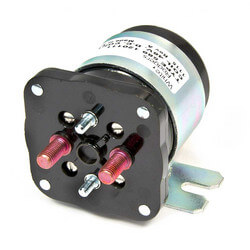Type 586 Solenoid, 48 VDC Coil, SPNO,Normally Open Continuous Contact Product Image