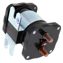 Type 586 Solenoid, 24 VDC Coil, SPDT, Norm. Open Continuous Contact Product Image