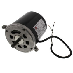 "6.75"" Totally Enclosed Split Phase Oil Burner Motor (115V, 1/7 HP, 3450) Product Image"