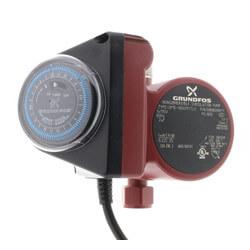 """UP15-10SU7P TLC, Comfort Hot Water Recirc. Pump 3/4"""" NPT, 115V Product Image"""