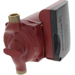 UP15-18B5 Bronze Circulator Pump<br>(1/25 HP, 115V) Product Image