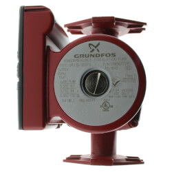 UPS15-35SFC<br>3-Speed Flanged 3/20 HP SS Circulator Pump, 115V Product Image