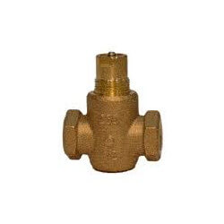 """1"""" F x F 2-Way Normally Closed Valve Body , 3-8 psi (10 Cv) Product Image"""