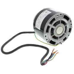 3-Spd Single Shaft Blower Motor (115V, 1550 RPM, 1/10, 1/20, 1/30 HP) Product Image