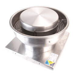"5DDU Series<br>8"" Roof/Wall Mount<br>Upblast Centrifugal Fan Product Image"