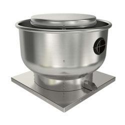 "5DDU Series 18"" Roof/Wall Mount Upblast Centrifugal Fan Product Image"