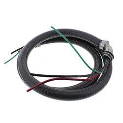 "3/4"" x 6' Conduit Kit (Metallic Connectors) Product Image"
