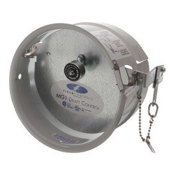 """6"""" Double Acting Gas<br>Draft Regulator Product Image"""