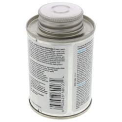 4 oz. Medium Body, Medium Set PVC Cement (Clear) Product Image