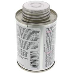 4 oz. Regular Body, Medium Set PVC Cement (Clear) Product Image